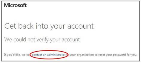 Microsoft Azure Password Reset registration screen5